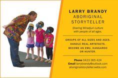 Aboriginal storytelling