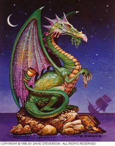green dragon jestin sarah