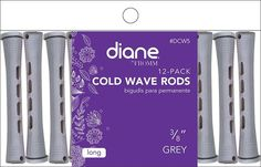 Diane Cold Wave Rod, Gray, 3/8', 12/bag (Pack of 12) *** Details can be found by clicking on the image.