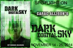 Tome Tender: Carac Allison Presents the DARK DIGITAL SKY Highli...