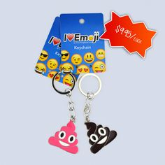 https://www.everythingemoji.com/collections/keychains  Our #keychains are now only $9.95. Use them as keychains, attach them to your backpacks and even use them as binder accessories! #emoji #everythingemoji #howdoyouemoji #iluvemoji #emojijewelry #emojinecklace #emojikeychain #emojistickers #like4like #nikon #dslr #love #travel #plur #cute #instalike #comment #follow #wanderlust #photography #jewelry #detail #fashion #style #poo #mrandmrspoo #cute #backtoschool #school
