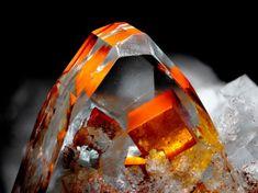 Fluorite in Barite