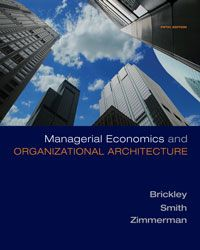 Test bank Solutions for Managerial Economics and Organizational Architecture 5th Edition by Brickley ISBN 0073375829INSTRUCTOR TEST BANK SOLUTIONS VERSION  http://solutionmanualonline.com/product/test-bank-solutions-managerial-economics-organizational-architecture-5th-edition-brickley-isbn-0073375829instructor-test-bank-solutions-version/