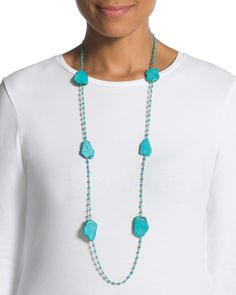 Seline Beaded Necklace