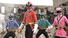 Master Xandred's power surging out of control, the Power Rangers Samurai must enter the Tengen Gate to retrieve the most powerful samurai weapon yet. Power Rangers Ninja Steel, Power Rangers Samurai, Samurai Weapons, Green Ranger, Replay, Brittany, Famous People, Yellow, Blue