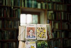 vintage, alternative, and book resmi