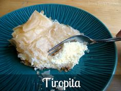 Saucy Joceys Kitchen: Tiropita. Flaky, cheesy goodness! Greek Cheese Pie, Cheese Pies, Eat Greek, Recipe Boards, Mediterranean Recipes, Greek Recipes, Creative Food, Coconut Flakes, A Food