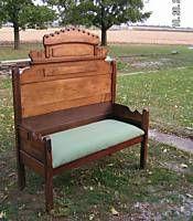 headboard benches