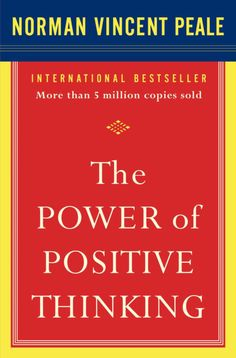 *Paperback* THE POWER OF POSITIVE THINKING by Norman Vincent Peale #ad