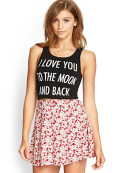 Find basic tees, flowy tops, tunics, crop tops and Teen Girl Outfits, Cool Outfits, Casual Outfits, Forever 21 Outfits, Rocker Look, Design Mandala, Skirts For Sale, All About Fashion, Vintage Style Outfits