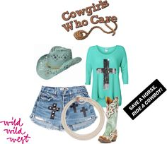 """""""cowgirls1"""" by suntanbabe on Polyvore"""