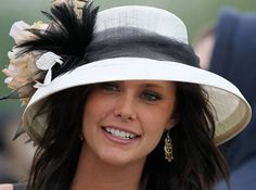 Kentucky Derby Hat!  One day with my girls!