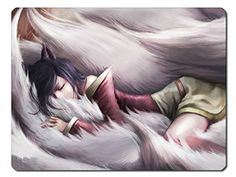 League of Legends Ahri Mousepad