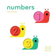 Touch Think Learn - Numbers from TUSK homewares