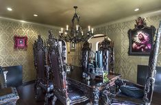 View the Inside Kat Von D's Unique Home photo gallery on Yahoo Celebrity. Find more news related pictures in our photo galleries.