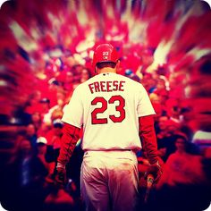 David Freese <3 ..@ Lindsay feltmeyer thank you for posting a pic of one of the best ball players ever