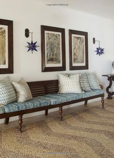 British Colonial Bench