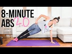 8-Minute Abs 2.0 | Pumps & Iron