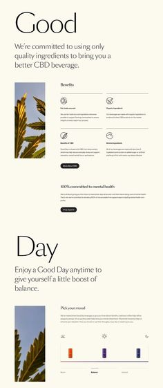 Good Day Source by areumnarap  -  #WebandAppDesign #WebandAppDesignideas #WebandAppDesigns
