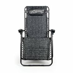 Camco 51830 Zero Gravity Wide Recliner, X-Large, Black Swirl Pattern: Amazon.ca: Sports & Outdoors