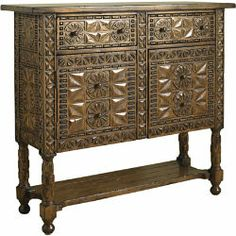 Love this Spanish Colonial piece