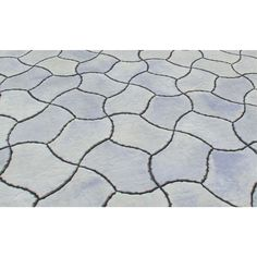 Nantucket Pavers Berkshire 13 in. x 19 in. Gray Variegated Irregular Paver Kit (60-Pieces per Pallet)-21902 - The Home Depot Patio Blocks, Pool Finishes, Paver Stones, Flagstone Patio, Budget Patio, 13 In, In Ground Pools, Patio Design, Nantucket