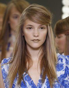 Dorothea Barth Jorgensen - Gold Lips