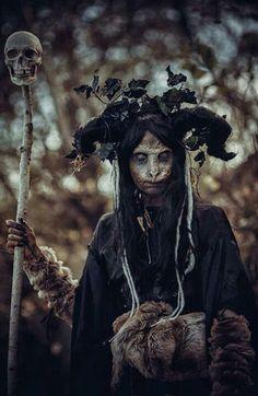 Dark Forest by Elena-NeriumOleander on Deviant Art. Shaman:  #Shaman.