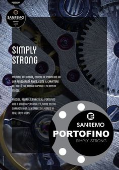 Sanremo Portofino catalogue cover