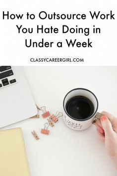 I'm sharing exactly how to actually hire your VA for the first time and how to outsource your tasks for the first time.