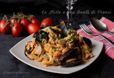 In cerca di una ricetta a base di frutti di mare? Oggi si celebra la giornata nazionale degli scialatielli all'amalfitana, un piatto semplice e gustoso.