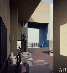Remembering Architect Ricardo Legorreta : Architecture + Design : Architectural Digest