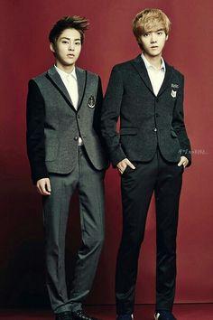 EXO - Xiumin & Luhan