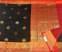 Pure Handloom Banaras Dupion Silk Sarees Kuppadam Pattu Sarees, Dupion Silk Saree, Kalamkari Saree, Organza Saree, Silk Organza, Fancy Sarees, Sarees Online, Pure Products, Stuff To Buy