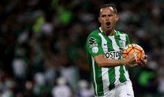 O Peixe volta todas as suas atenções para o meia-atacante venezuelano Alejandro Guerra, destaque do Atlético Nacional (COL) na atual temporada.