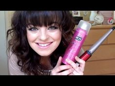 How To Use A Conical Curling Wand