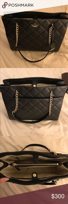 Kate spade shoulder bag NWT quilted leather bag kate spade Bags Shoulder Bags