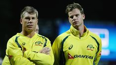 Former skipper Steve Smith and deputy David Warner have walked their way back into the Australian team as the national selectors announced the squad for the upcoming ICC World Cup in England and Wales. Cricket Match, Cricket News, Ricky Ponting, Shane Warne, David Warner, Steve Smith, Cricket World Cup, Fox Sports, Will Turner