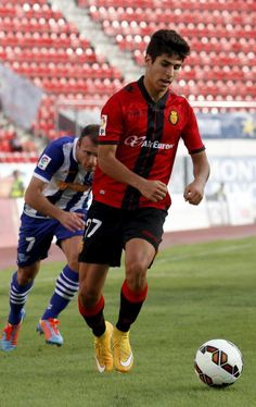 Marco Asensio of RCD Mallorca
