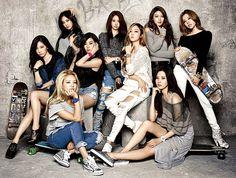 "INTERNAUTAS COREANOS A GIRLS GENERATION: ""¡DEJEN DE ACTUAR!"" | Mundo Fama Corea"