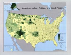 A map of the Native American population in the U.S. in 1990 [1280  1005].