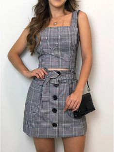 Shop sexy club dresses, jeans, shoes, bodysuits, skirts and more. Women's Summer Fashion, Cute Fashion, Fashion Outfits, Womens Fashion, Casual Dresses, Casual Outfits, Cute Outfits, Style Feminin, Outfit Trends