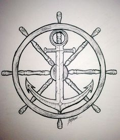 This would be an amazing tattoo. Getting this somewhere. Drawn by my brother (: