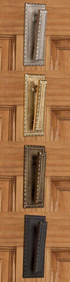 Door Knockers 180965: Signature Hardware Handle Door Knocker -> BUY IT NOW ONLY: $37.95 on eBay!