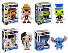 The Blot Says...: Disney Pop! Vinyl Figures Official Photos