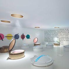 Chanel exhibition mademoiselle privé, Saatchi gallery, 2015