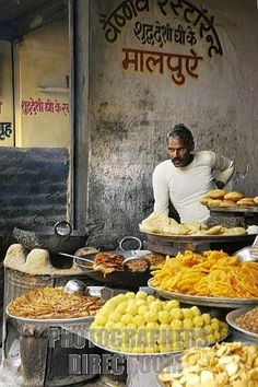 awesome Food Vendor Pushkar, Rajasthan expedition2india.......