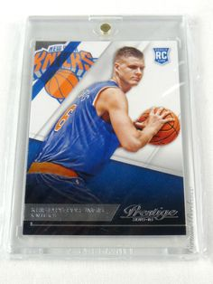 b90ce58a8 Team  New York Knicks Year  Manufacturer  Panini Series Name  Prestige Sub  Name  Rookie Players Name  Kristaps Porzingis Card No.