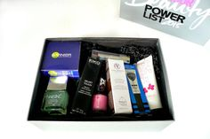 The Glamour Beauty Power List box on Rated In Beauty