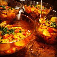 That's how we do it!  Gourmandot @EspaceMinoux Thai Red Curry, Tasty, Chicken, Ethnic Recipes, Food, Essen, Meals, Yemek, Eten